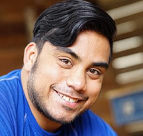 Santosh David Anthony